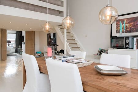Amazing beautiful apartment de Pijp - Amsterdam