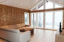 Holiday cottage with 4 bedrooms on 125m² in Holmefjord