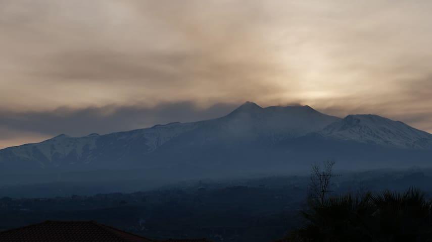 La casa BaBu - Etna e profumo di mare