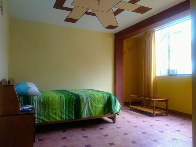 Private Room (Family House)