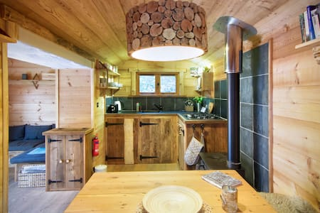 Shepherds Hideaway Isle of Wight - Stuga