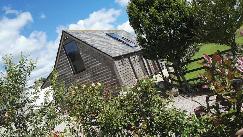 Spitfire Barn at Orchard House
