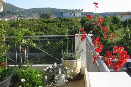 Ein Bijou auf dem Pelopones - Argolis - Apartamento