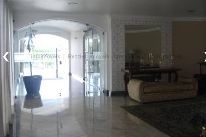 Apartamento de Alto Padrão no centro da cidade.