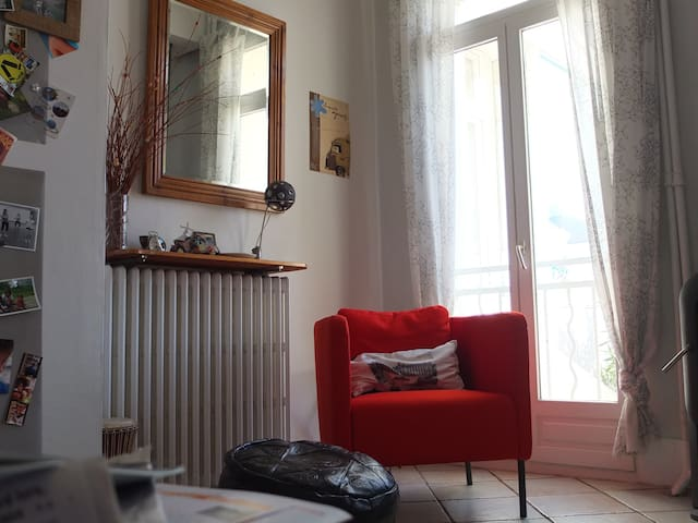 Maison caractère, 20 min Grenoble - Tullins - Casa