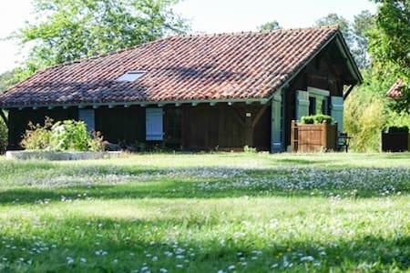 Bergerie Landes : Nature, Calme, Spa, Océan - Saint-Michel-Escalus - Bed & Breakfast