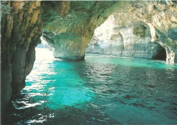 Grotte nelle vicinanze