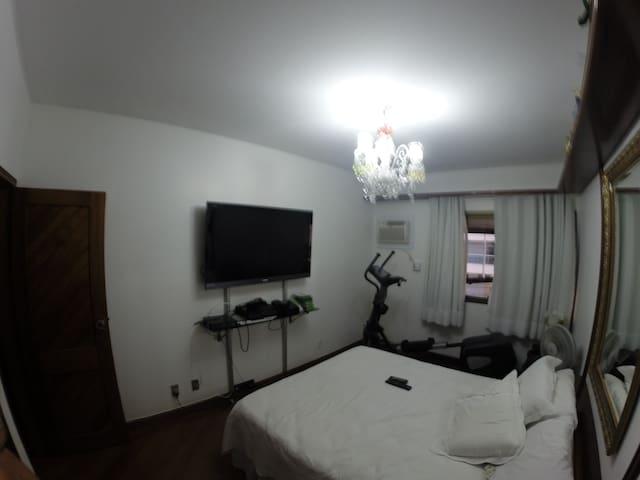 Alugo quarto na Praia da Costa - Vila Velha - Lägenhet