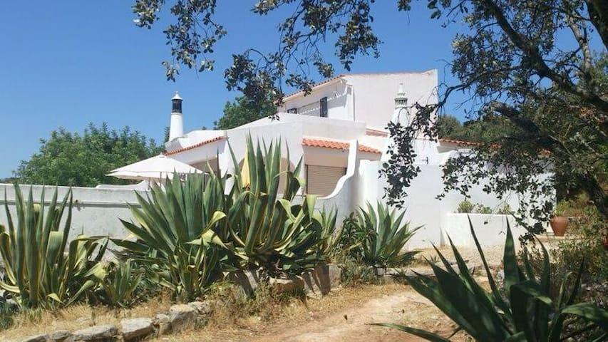 Casa da Arvore Torta (Twisted Tree) - Santa Bárbara de Nexe