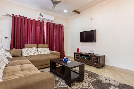 Fully Furnished 3BHK Apt's @ Affordable Prices