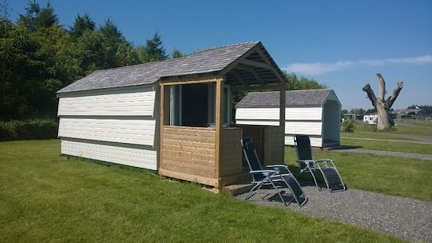 beehives pods - Rosliston - Cabana