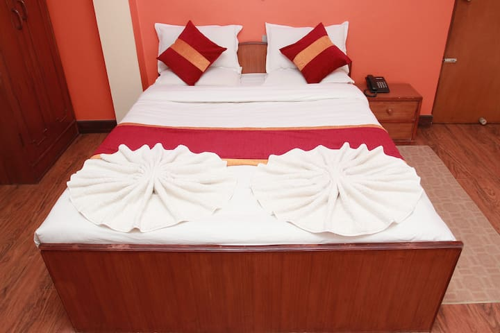 Shree Tibet Family Guest House - Kathmandu - Bed & Breakfast