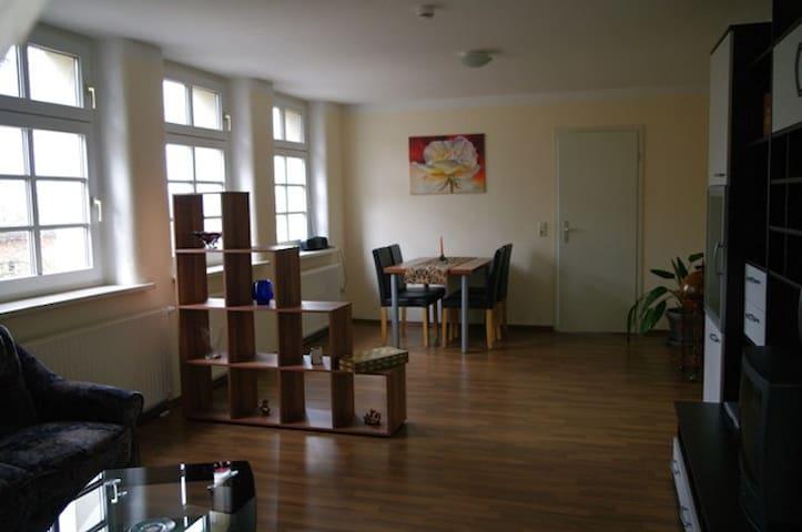 Ferienwohnung am Wald -2.OG - Gera - Apartament