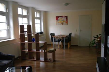 Ferienwohnung am Wald -2.OG - Gera - Apartamento