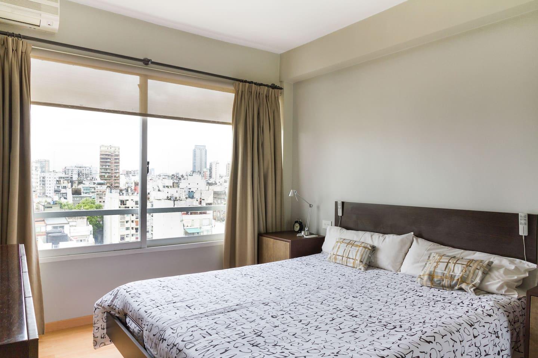 Amazing Dep W Great View Recoleta Lofts For Rent In Buenos  # Muebles Leblon Cordoba