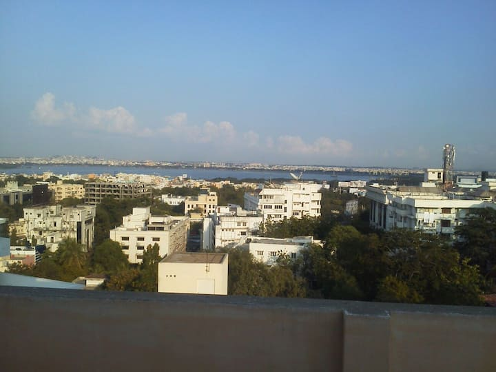 3 AC Rooms Central Hyderabad