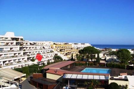 Naturist Village - Cap d'Agde - Agde - Apartment