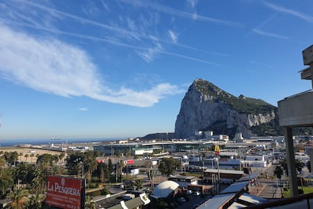 Views for the ROCK, Gibraltar and beaches!!!
