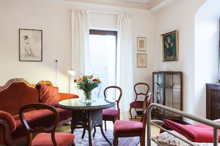 "Romm with balcony ""Villa am Fluss""  - Lauf"
