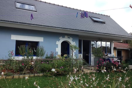 10min walk to the beach, 5-6 guests - Étables-sur-Mer