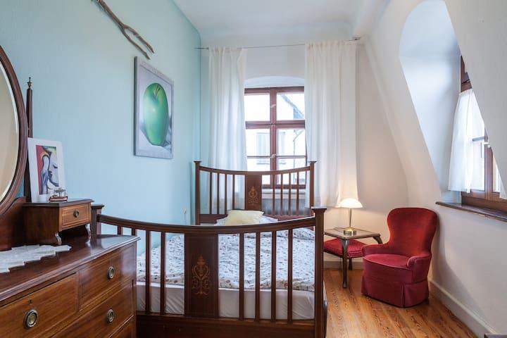 "Nice room in the ""Villa am Fluss"" - Lauf an der Pegnitz"