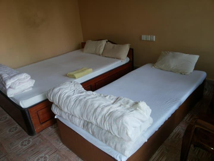 Chitwan Jungle Safari Standard Room