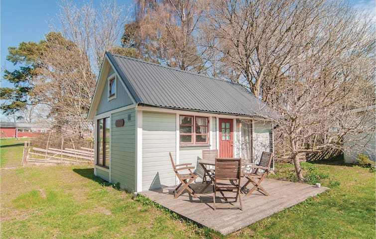 Holiday cottage with 1 room on 22m² in Visby