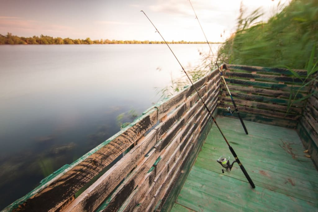 Pantalan , zona pesca