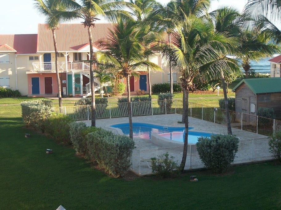 Appartement t3 luxe piscines plage appartements louer - Appartement luxe mexicain au plancher bien original ...