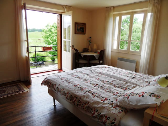 Domaine du Sable. INCL BREAKFAST! - Saint-Julien-aux-Bois - Bed & Breakfast