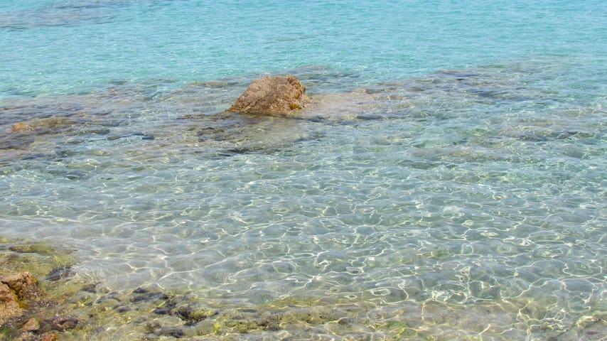 BILOCALE 400 MT DA SPIAGGIA SABBIA  - vignola mare