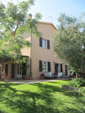 Capalbio villa - Carige Alta