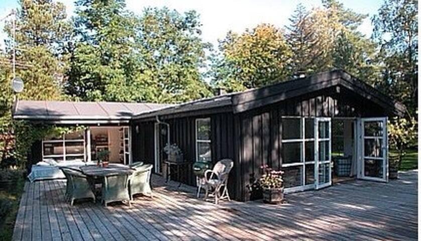 Amazing location, Hornbæk cottage - Hornbæk - Rumah