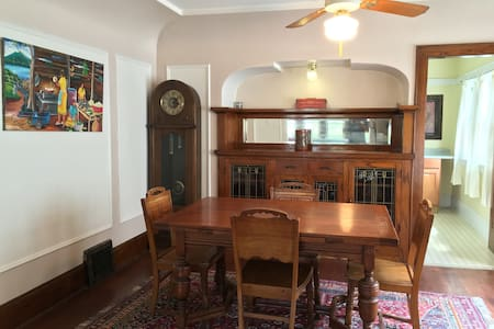 Beautiful Bungalow in  Milwaukee Riverwest - Milwaukee - Wohnung