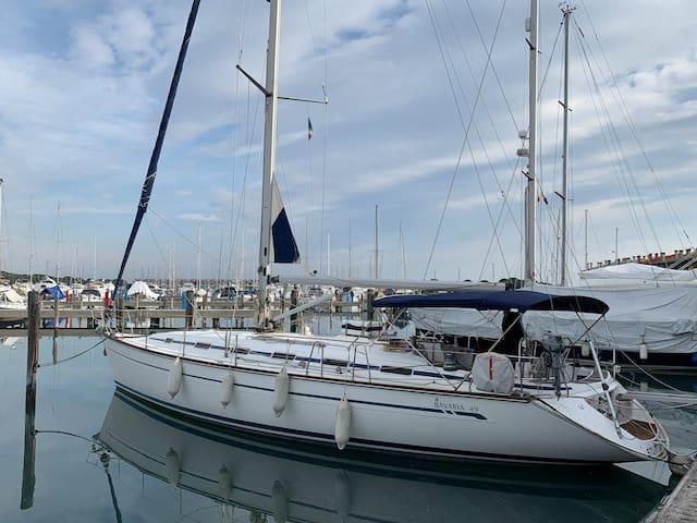 Sailing Experience Cabina esclusiva Poppa Dx