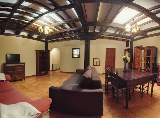 Rustic flat in the center of Aranjuez - Aranjuez - Flat