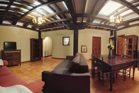 Rustic flat in the center of Aranjuez - Aranjuez - Apartment