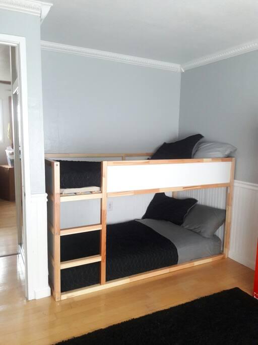 Loft Style Bunk Bed