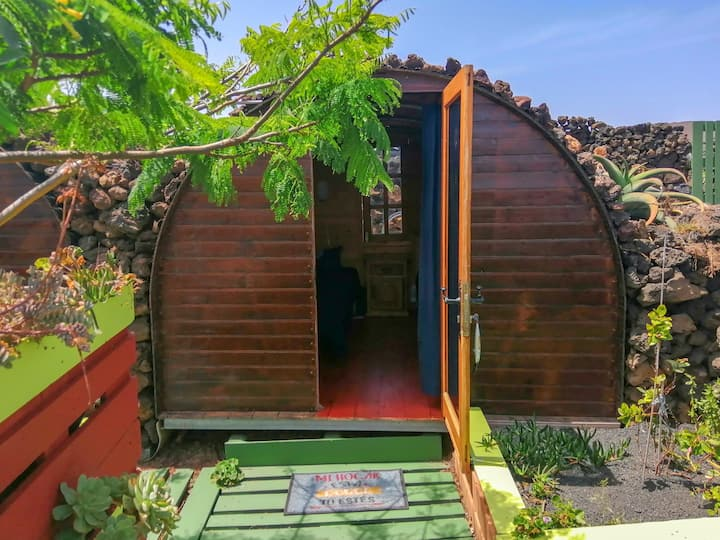 The Secret Garden, Eco-living in northen Lanzarote
