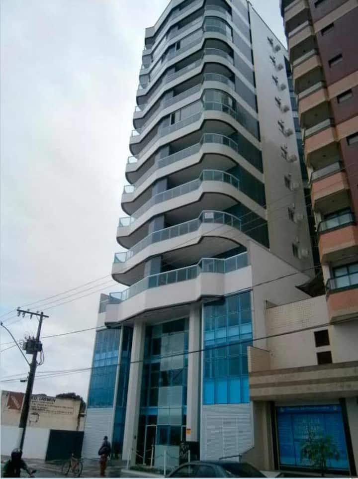 Apartamento aconchegante, bem localizado em Guarap