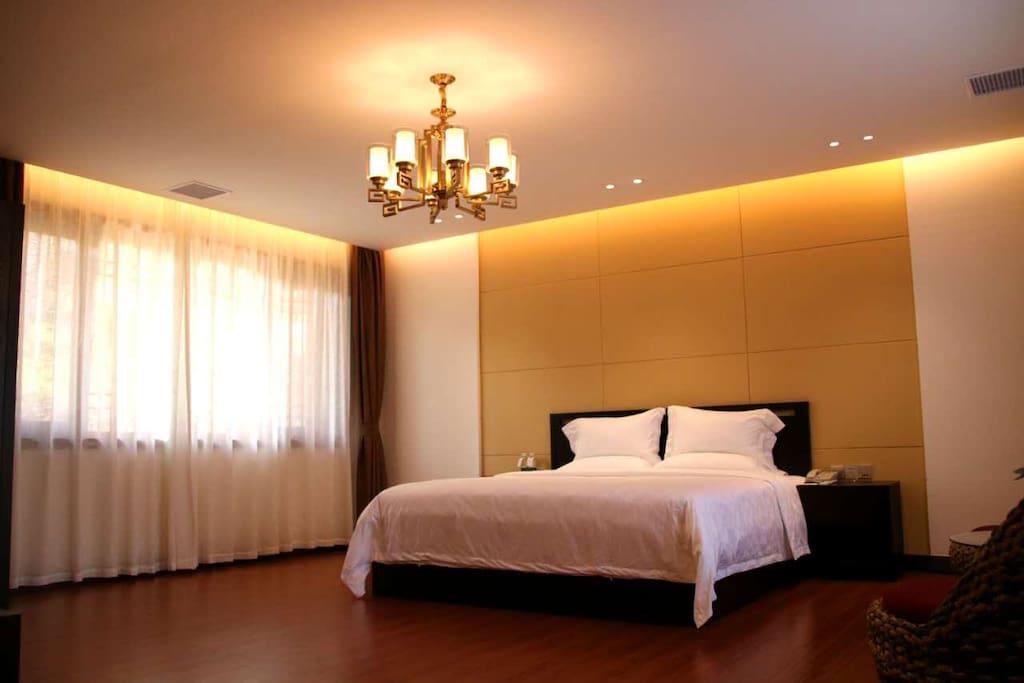 套房卧室2*2米