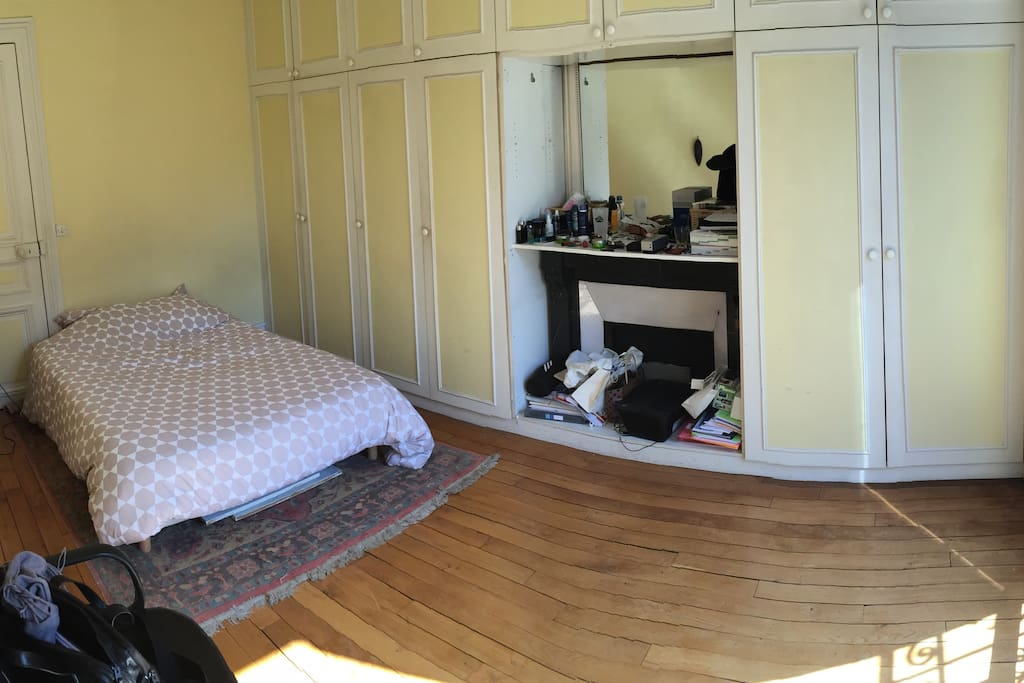 Chambre double n°2