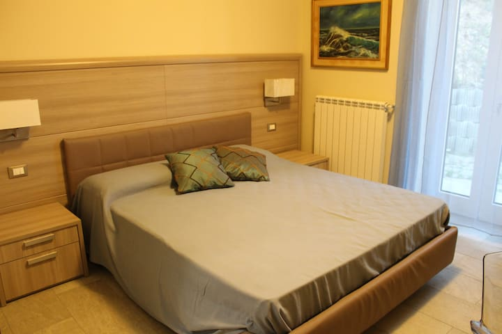 Bed&Breakfast Paganini blue room - Genova - Bed & Breakfast