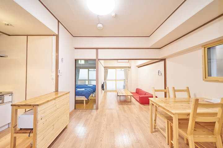 ★RM302★SENDAI★Entire place★Front of Police Station