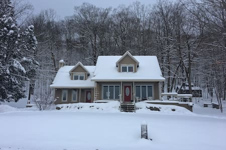 **Ski in/Ski out Bromont-The Gorgeous Maisonnette* - Bromont
