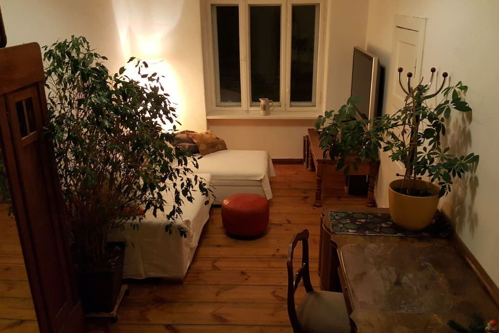 Wohnzimmer/private living room