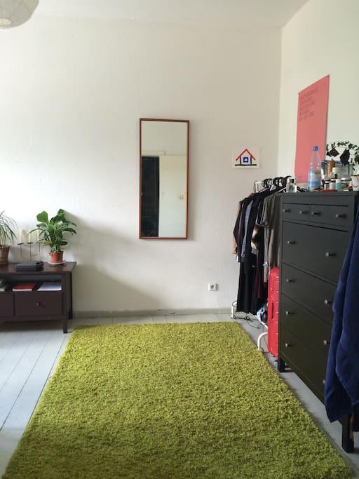 ...same room