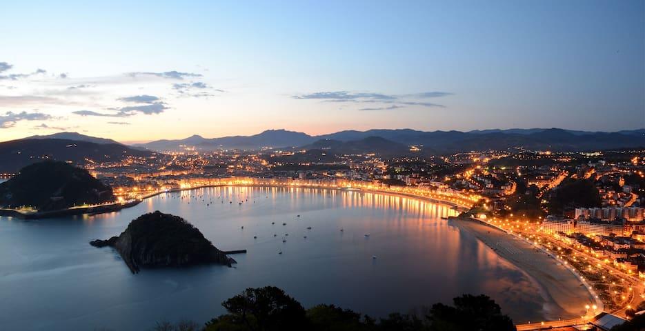 CENTRIC & WIDE - San Sebastián  - Apartment