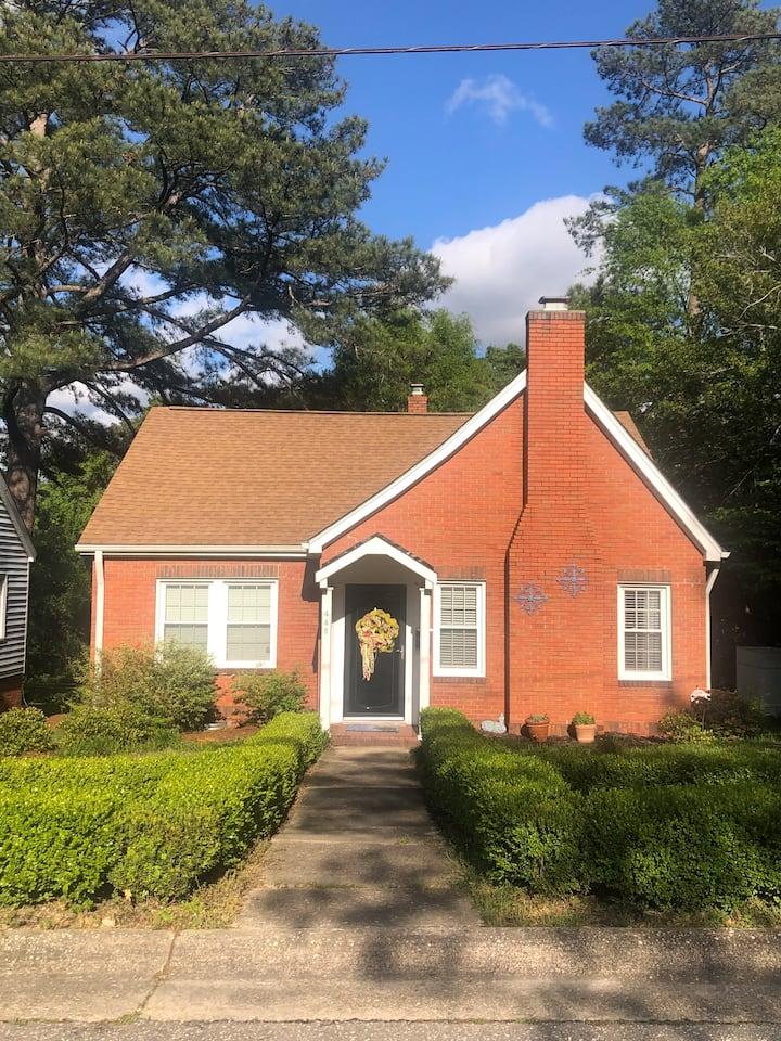 Haymount Cottage