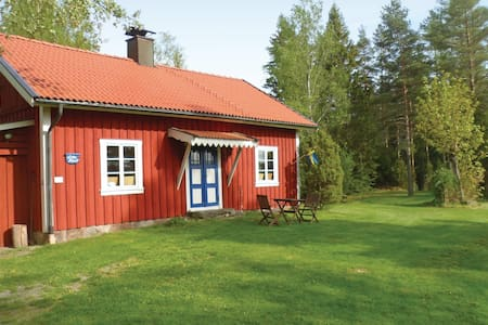 Holiday cottage with 2 bedrooms on 77m² in Älgarås